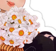 Flowerboys Sonyeondan - Eatjin Sticker