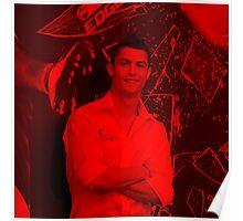 Cristiano Ronaldo - Celebrity Poster