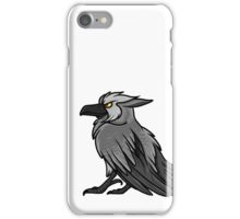 Druid Cuties - Worgen Raven iPhone Case/Skin