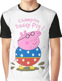 Daddy Champion Graphic T-Shirt