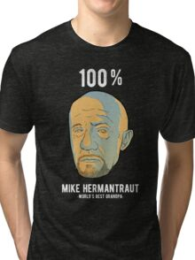 MIKE HERMANTRAUT Tri-blend T-Shirt