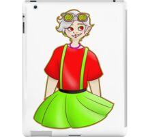 Yes Sir! Yes Ma'am! iPad Case/Skin