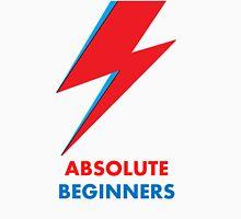 """Original David Bowie """"Absolute beginners"""" print Unisex T-Shirt"""