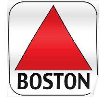 Boston Citgo Poster