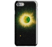 Green Moon iPhone Case/Skin