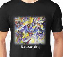 Kandinsky - Gorge Improvisation Unisex T-Shirt