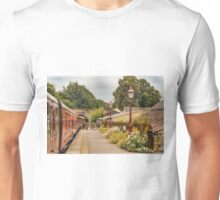 The Train Now Standing Unisex T-Shirt