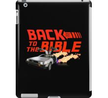 Back to the Bible: Bible Study iPad Case/Skin