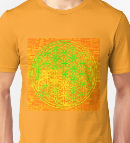 Flower-of-Life No. 03 Unisex T-Shirt