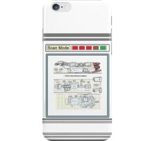 Serenity Firefly floorplan schematics iPhone Case/Skin
