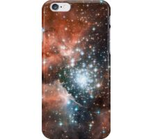 Red Galaxy 2.0 iPhone Case/Skin