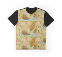 Graceful Leaves   Graphic T-Shirt