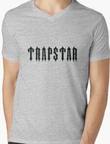 Trapstar Mens V-Neck T-Shirt