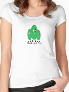 Black Eyed Peas Women's Fitted Scoop T-Shirt