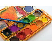 Paint It Photographic Print