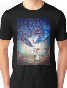 The Dragon & The Rabbit Unisex T-Shirt