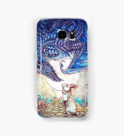 The Dragon & The Rabbit Samsung Galaxy Case/Skin