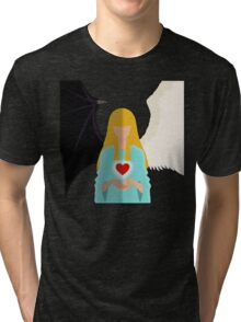 Yu-Gi-Oh! - Change Of Heart Tri-blend T-Shirt