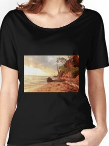 Northern Territory beach Women's Relaxed Fit T-Shirt
