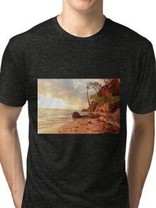 Northern Territory beach Tri-blend T-Shirt