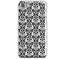 Wallpaper Heart Black iPhone Case/Skin