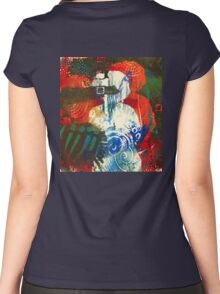 Me and My Shadow Have Plans for This Life Women's Fitted Scoop T-Shirt