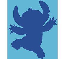 Stitch shadow Photographic Print
