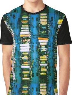 Vintage electronic board Graphic T-Shirt