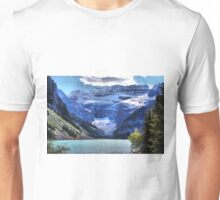 Lake Louise Banff Unisex T-Shirt