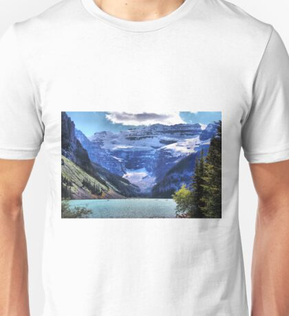 Lake Louise Banff Unisex T-Shirt