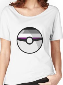 Ace Pokeball Women's Relaxed Fit T-Shirt