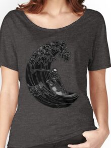 SURF TRASH Women's Relaxed Fit T-Shirt