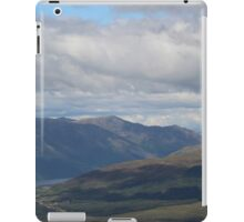 Scottish Mountains iPad Case/Skin