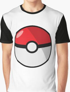 A Pokeball Graphic T-Shirt
