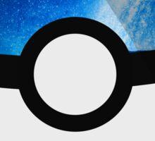 Space Pokeball Sticker