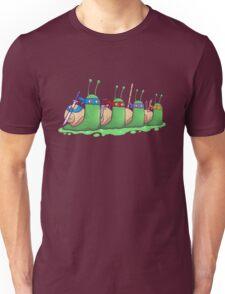 Teenage Mutant Ninja Slugs Unisex T-Shirt