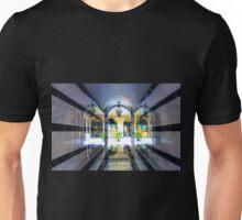 Fashion House in Via Monte Napoleone - Milan, Italy Unisex T-Shirt