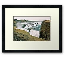 The Power of Gravity Framed Print