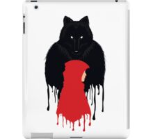 there will be blood iPad Case/Skin