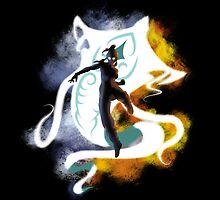 THE LEGEND OF KORRA by Beka Designs