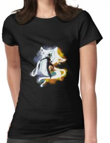THE LEGEND OF KORRA Womens Fitted T-Shirt