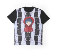 Little Red Ridding Hood  Graphic T-Shirt