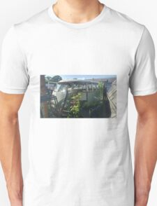 Vintage Volkswagon Van  Automotive Unisex T-Shirt