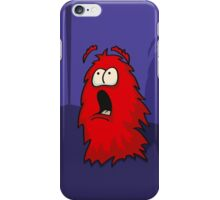 You know why they're under the bed? iPhone Case/Skin