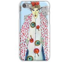 Hansel and Gretel - Evil Witch iPhone Case/Skin
