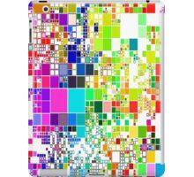 Abstract Maze iPad Case/Skin