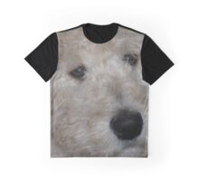 Teddy Bear Golden Doodle Graphic T-Shirt