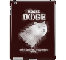 House Doge - Such Winter, Much Soon iPad Case/Skin