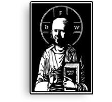 David Foster Wallace - Infinite Jest Canvas Print