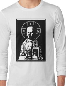 David Foster Wallace - Infinite Jest Long Sleeve T-Shirt